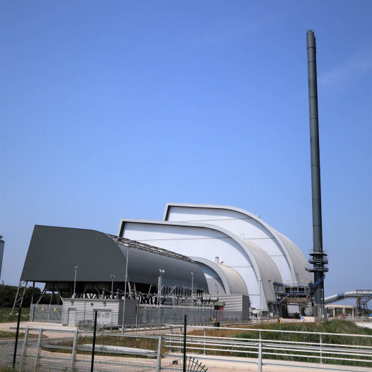 Severnside Energy Recovery Center